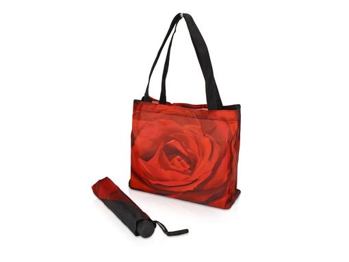 Подарочный набор Роза, 420D фото