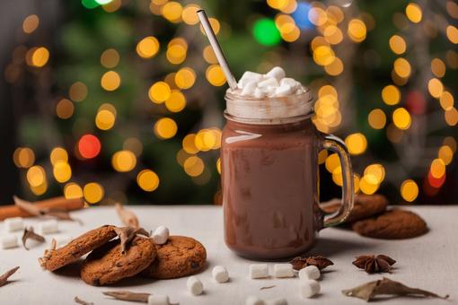 Набор с горячим шоколадом Daydreamer, новогодний фото