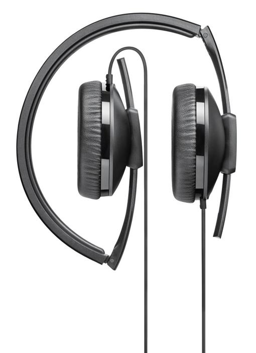 Наушники Sennheiser HD 2.10 накладные, черные фото