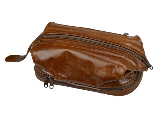 Несессер, коричневый фото