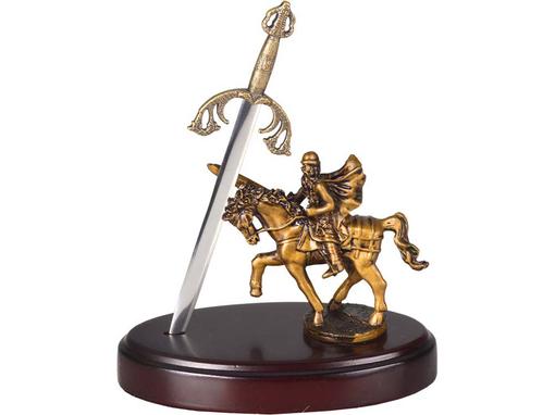 Нож на подставке «Сэр Ланселот» фото