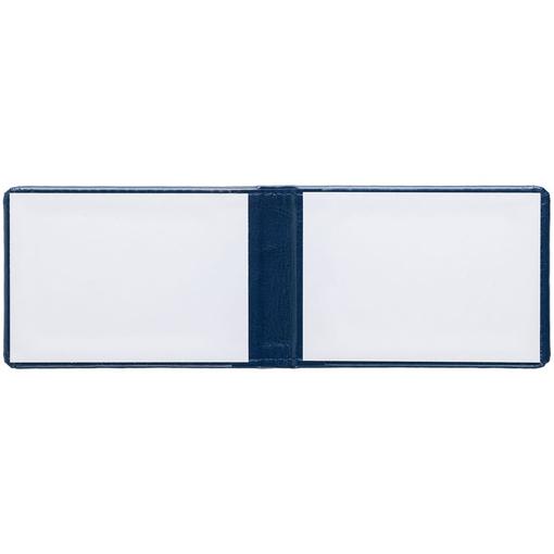 Обложка для удостоверения Nebraska, синяя фото