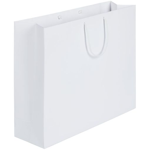 Пакет Ample L, белый фото