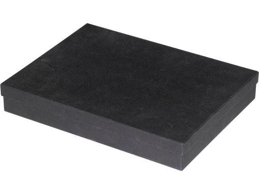Папка-портфолио, чёрный фото