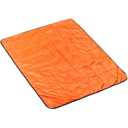 Плед стеганый Camper, ярко-оранжевый фото