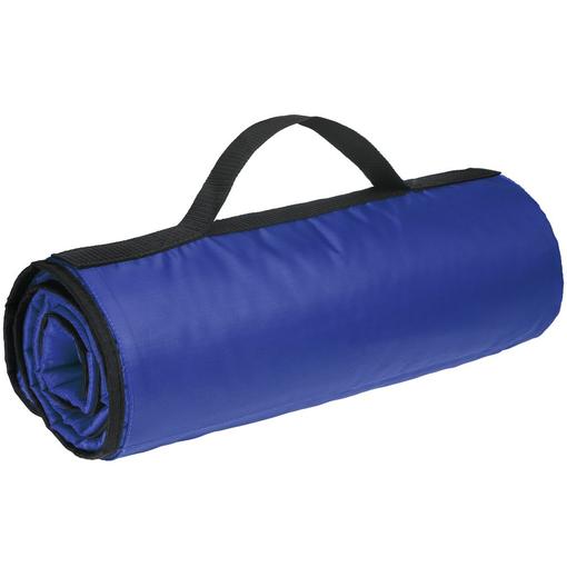 Плед стеганый Camper, ярко-синий фото