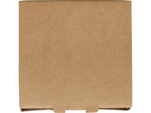Подарочная коробка Camo, коричневый фото