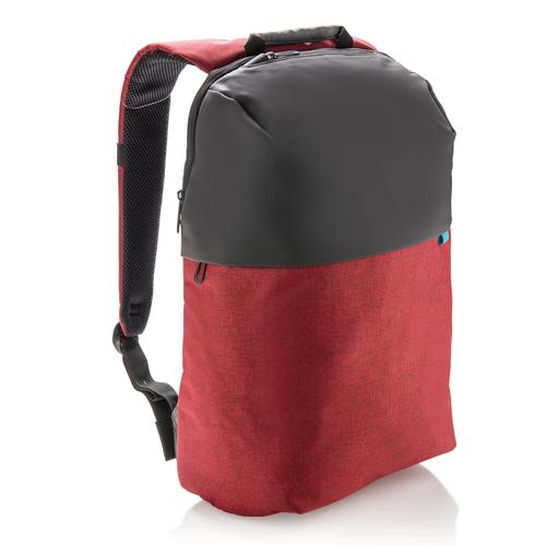 Рюкзак для ноутбука Duo tone, красный фото