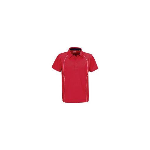 Рубашка поло Cool Fit мужская, красный фото