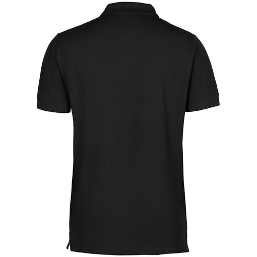 Рубашка поло мужская Virma Premium, черная фото