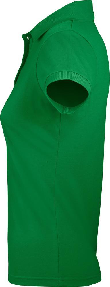 Рубашка поло женская PRIME WOMEN 200 ярко-зеленая фото