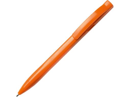Ручка пластиковая шариковая Лимбург, оранжевый фото