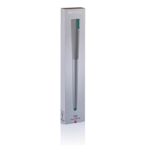 Ручка-стилус Up c флешкой на 8 ГБ фото