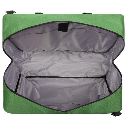 Сумка дорожная с отделением для ноутбука Unit Bimo Weekend, зеленая фото