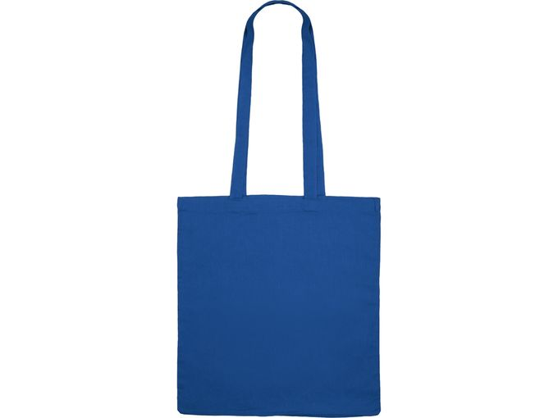 Сумка Шопинг, 120 г/м2, синий фото