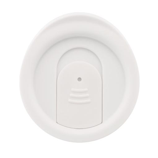 Термокружка Dia, 350 мл, белый фото