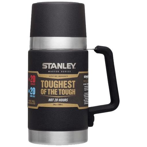 Термос для еды Stanley Master, черный фото