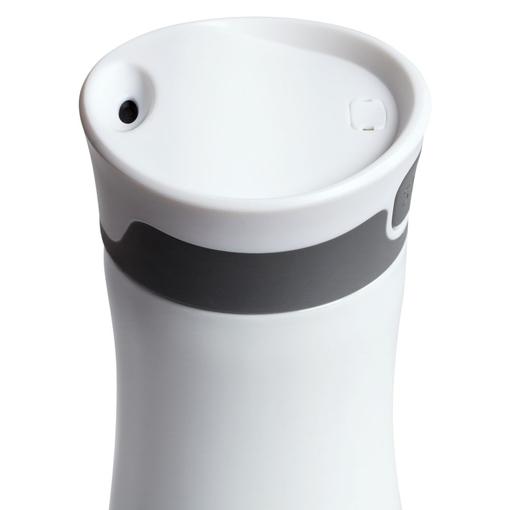 Термостакан Tansley, герметичный, вакуумный, белый фото