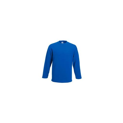Толстовка Open End Sweat, ярко-синий фото