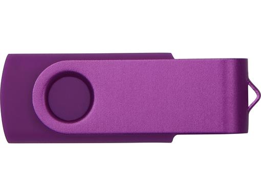 USB-флешка на 8 Гб Квебек Solid, фиолетовая фото