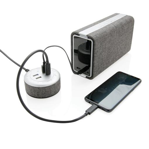 Зарядная станция Vogue, серебряный/серый фото