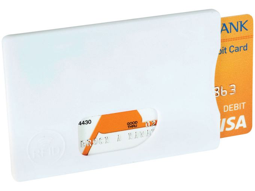 Защитный RFID чехол для кредитных карт фото
