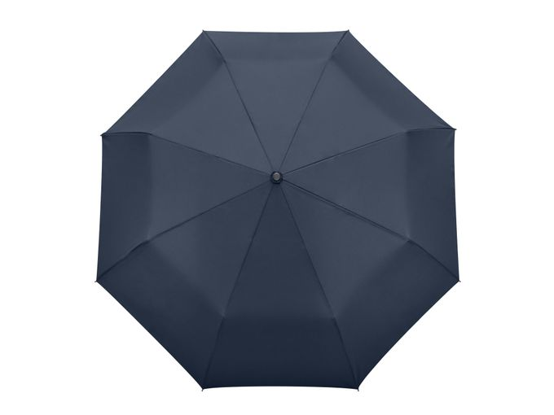 Зонт складной полуавтомат Portobello Nord, синий фото