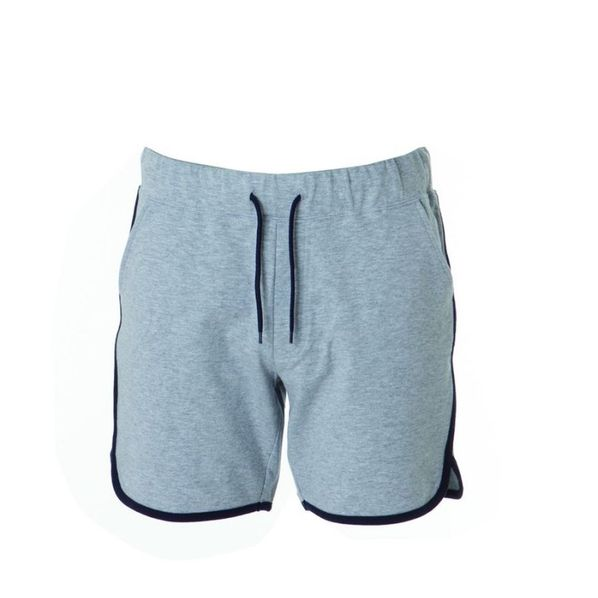 Шорты CRETA MAN мужские, размер L, серый меланж