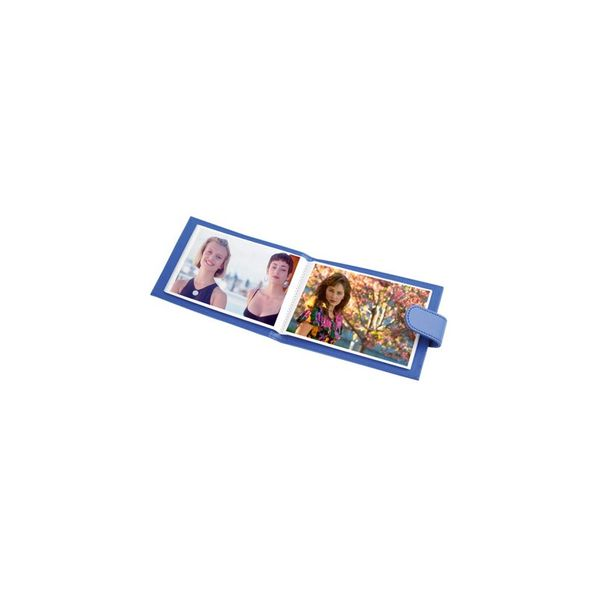 Фотоальбом на 40 фотографий 10x15 см, синий