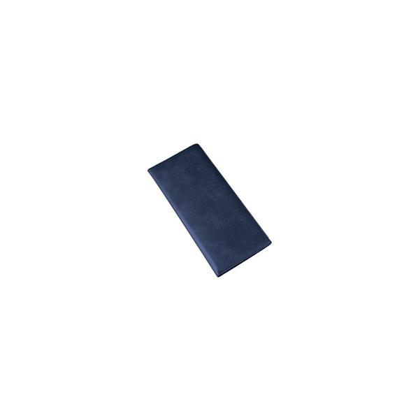 Визитница на 128 визиток, синий