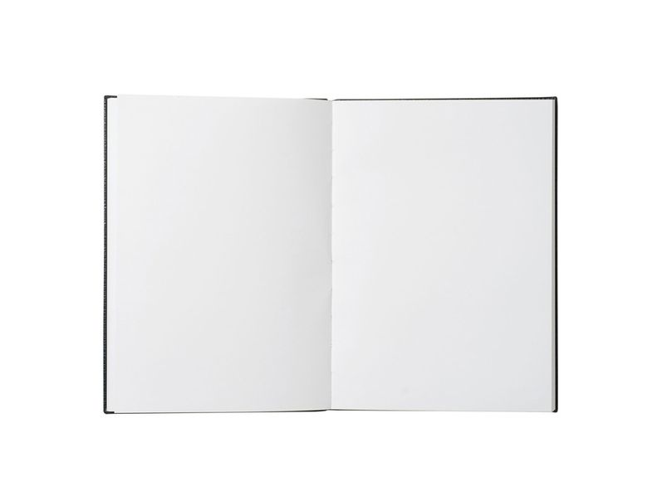 Блокнот формата А6 Holt, чёрный