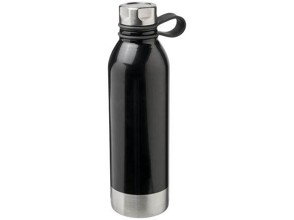 Бутылка спортивная Perth, чёрная
