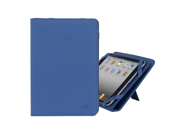 Чехол универсальный для планшета до 8'', синий