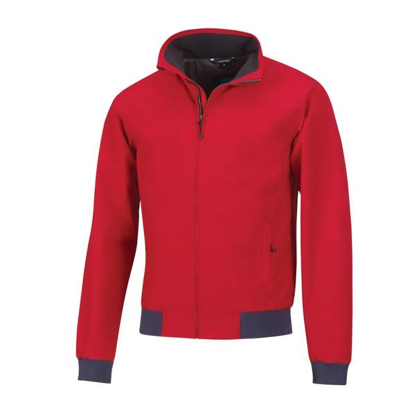 Куртка мужская HAMBURG, красный