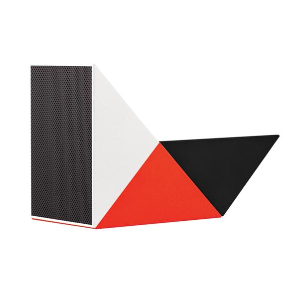 Колонка портативная Rombica Mysound Delta Z, белая/ красная/ черная