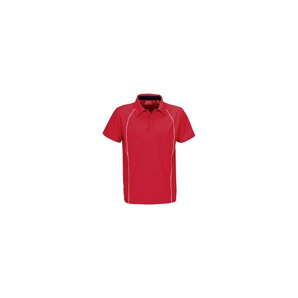 Футболка поло мужская Slazenger Cool Fit, красная