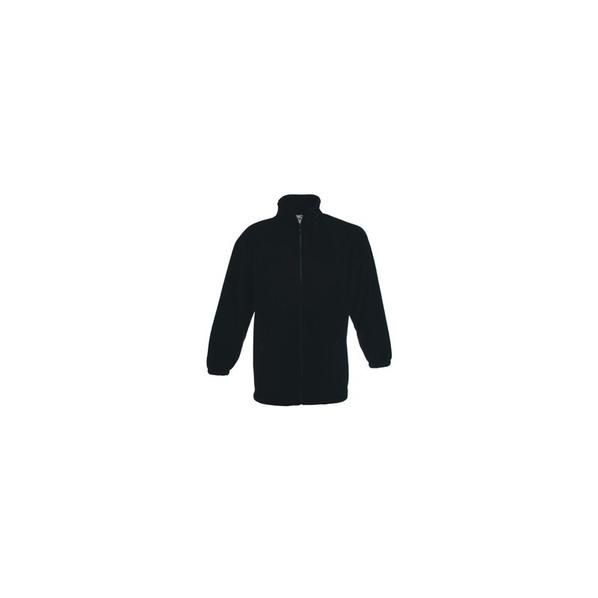 Толстовка Full Zip Fleece, черный