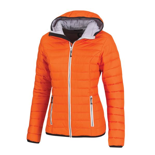 Женская куртка WARSAW XS, оранжевый