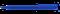 Ручка шариковая пластиковая Senator Super Hit Icy Colour-Mix, синяя фото