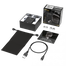 Наушники True Wireless Ritmix RH-807BTH, черные фото