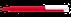 Ручка шариковая Super-Hit Icy Colour-Mix, красный/белый фото