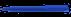 Ручка шариковая Super-Hit Icy Colour-Mix, синий/синий фото