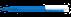 Ручка шариковая Super-Hit Icy Colour-Mix, синий/белый фото