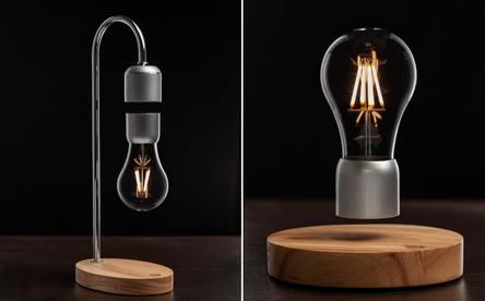 Левитирующие лампы Very Marque FireFly и FireFlow