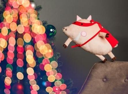 Цвет настроения свиний! Подборка подарков и сувениров-2019