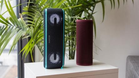 Яркие и громкие: акустические системы Sony